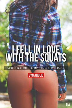 I Fell In Love with The Squats