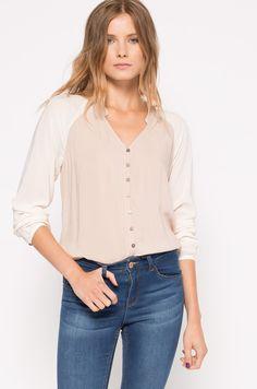Bluzki i koszule Koszule z długim rękawem  - Hilfiger Denim - Koszula
