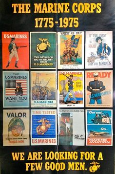 Marine Corps History.