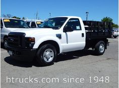 View a larger version of 2008 Ford F250 Flatbed Truck ,Palo Alto CA - 117877798