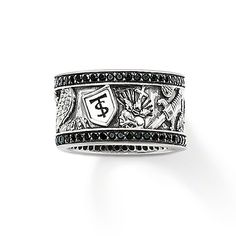 THOMAS SABO  Rebel at heart Ring Article number: TR1801-051-11