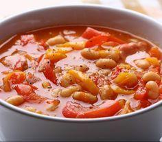 Zupa fasolowa z papryką - Przepisy - Magda Gessler - Smaki Życia