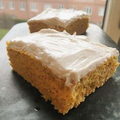 You searched for Gulerodskage - Sydhavnsmor Healthy Desserts, Delicious Desserts, Yummy Food, Raw Cake, Fodmap, Healthy Cake, Let Them Eat Cake, No Bake Cake, Food Cakes