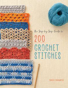 Easy Crochet Stitches, Crochet Stitches For Beginners, Crochet Basics, Crochet Blanket Patterns, Different Crochet Stitches, Beginner Crochet Patterns, Crochet 101, Crocheting Patterns, All Free Crochet