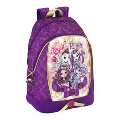 EVER AFTER HIGH - MOCHILA ADAPTABLE A CARRO