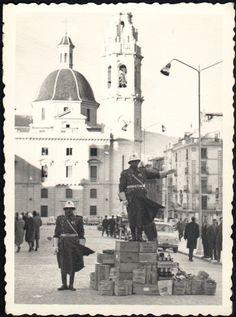 Antiguos guardias urbanos de Alcoy