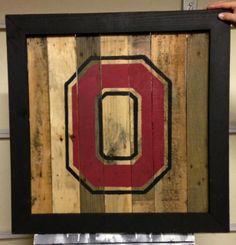 Ohio State Block O