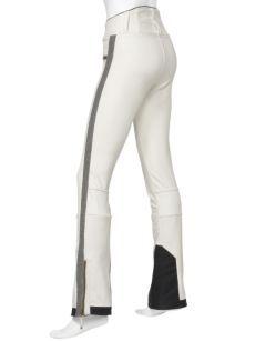 christi milk ski pant with flannel stripe 996a3b34efbe