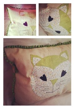 91 Best Cat Pillows Images Pillows Sew Pillows Cat Crafts