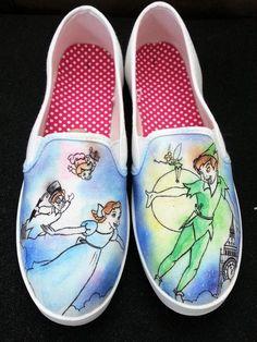 20+ bästa bilderna på Målade skor   målade skor, skor, rosa