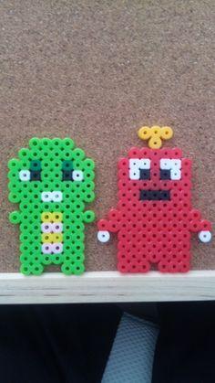 Perler Bead Art, Perler Beads, Iron Beads, Beading Patterns, Party Themes, Crafts For Kids, Crochet Hats, Toys, Blog