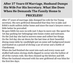 after-37-years-of-marriage-husband-dumps-his-wife-for-his-secretary-what-she-does-when-he-demands-th