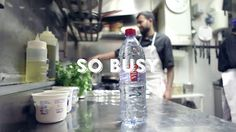 Ogilvy Paris Innovate an Irresistible Way for Vittel to remind people to drink the recommended 8 glasses of water a day. 'Vittel Refresh Cap'. A tailor made cap…