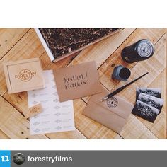 """""""#Repost from @forestryfilms with @repostapp --- We're slightly obsessed with our new #forestryfilms custom stamp #whatelsecanistamp #ialreadystampedmyface""""  https://photoflashdrive.com/Rustic-Wood"""