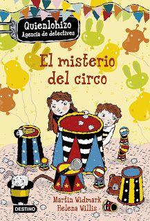 Me gustan los libros: El libro Antiaburrimiento y Quienlohizo Agencia de detectives 1 y 2