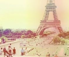 Can not wait to go to Paris one day