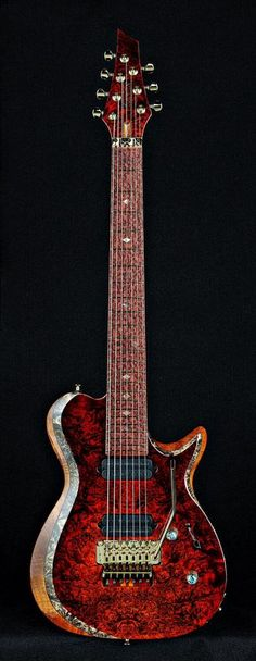 Carvin SCB7, Jeff Kiesel special edition