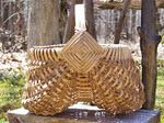 Love baskets shaped like this one.
