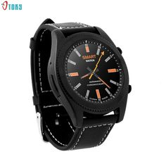 OTOKY Dignity 2017 Smart Wristwatch Bluetooth Fashion Pedometer New Heart Rate Watches reloj For iOS Android Dropshipping Mar24