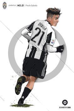 파울로 디발라 paulo dybala  Juventus no.21
