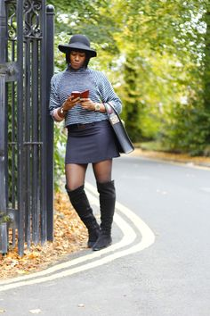BEAUTIFUL AUTUMN Leather Skirt, Personal Style, Autumn, Photo And Video, Skirts, Beautiful, Fashion, Moda, Skirt