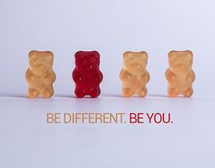 """Check out new work on my @Behance portfolio: """"Be diferent. Be YOU."""" http://be.net/gallery/31707067/Be-diferent-Be-YOU"""