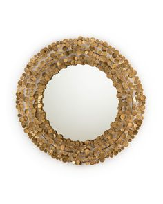 Coin Mirror - Round - Mirrors - Mirrors & Wall Decor - Our Products