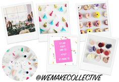 A Few Favourite DIY Instagrammers | @WEMAKECOLLECTIVE | EmmaLouisa.com