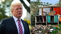 Donald Trump Is Using Puerto Rico's Crisis To Push His War Against The Media | HuffPost