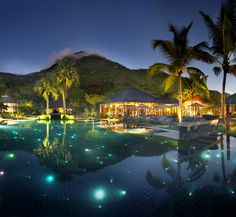Labriz Silhouette Resort @ Seychelles