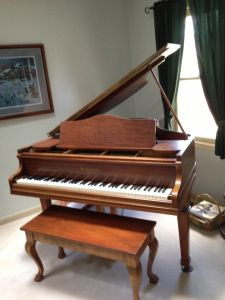used knabe piano prices