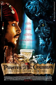 *PIRATES OF THE CARIBBEAN: The Curse of the Black Pearl, 2003