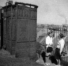 Urinal Observatory Hill in Sydney in  1968.A♥W
