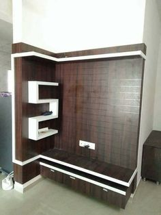 Living Room Lighting Design, Living Room Partition Design, Room Partition Designs, Living Room Tv Unit Designs, Lcd Unit Design, Lcd Panel Design, Tv Unit Furniture Design, Bedroom Furniture Design, Tv Unit Decor