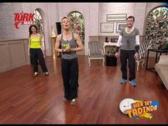 zumba - they don't speak english but still easy enough to follow along.  < 25mins #pilates #türk max #video