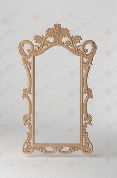 Cnc Kesim Ayna Çerçevesi  Whatsapp İletişim: 05326388578