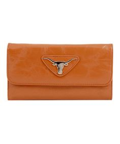 Texas Longhorns Wallet by Sandol #zulily #zulilyfinds