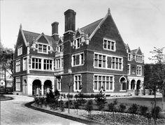 Lemuel Bowen residence in Detroit c1912. by DigitalTraveler