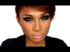 Classic Black Smokey Eyes Makeup Tutorial | ThePrinceOfVanity