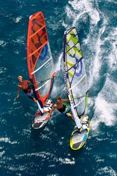 Leon Jamaer - NeilPryde Windsurfing 2015