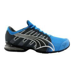 980635c38c49 Mens Puma Voltaic III Athletic Shoe - Blue Charcoal