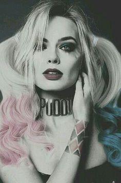 Margot Robbie/Harley Quinn
