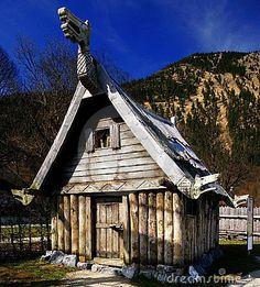 modern viking house