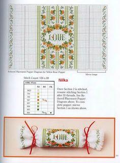 Милые сердцу штучки: рукоделие, декор и многое другое: Вышивка крестом: Игольницы-конфетки своими руками