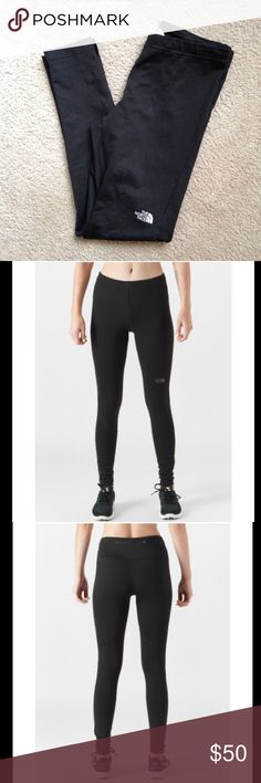 The North Face winter running tights Warm workout leggings by The North Face. Great for/made for running but perfect for weightlifting and all kinds of exercise.  15% off 2+ bundles! The North Face Pants Leggings
