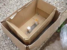 Make your own hypertufa stone troughThe Allotment Garden – Organic Gardening Magazine Diy Concrete Planters, Concrete Molds, Concrete Crafts, Concrete Art, Concrete Projects, Concrete Garden, Diy Planters, Succulent Planters, Succulents Garden