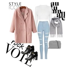 """""""#autumn #outfit"""" by gabriela-przystal on Polyvore featuring Topshop, Michael Kors, Ted Baker and Vivienne Westwood"""