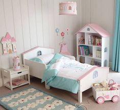 Ideen Für Kleinkind Mädchen Schlafzimmer Wenn Sie Bevorzugen Das Zimmer  Aussehen Sauber Und Unkompliziert, Dann