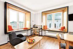 Zdjęcie numer 1 w galerii - 37-metrowe mieszkanie w Warszawie pełne oryginalnych rozwiązań