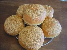 0212. housky americké pro hamburger a párek v rohlíku od Irena. - recept pro domácí pekárnu